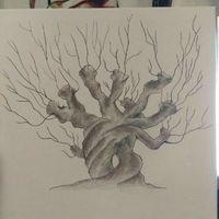 ¡mi árbol de huellas de Harry Potter! - 3