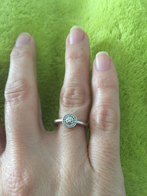 ¿Llevarás el anillo de pedida el día B? 💍 3