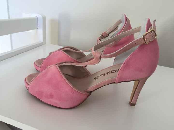 La búsqueda de mis zapatos de novia - 1