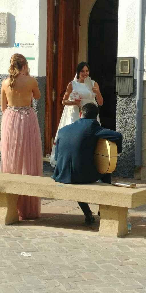 Ya paso mi boda maravillosa!! - 2