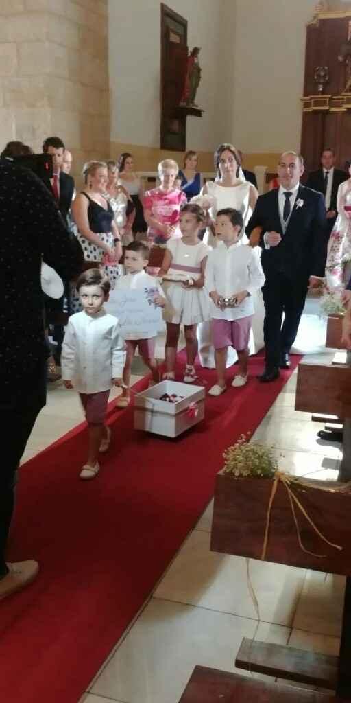 Ya paso mi boda maravillosa!! - 3