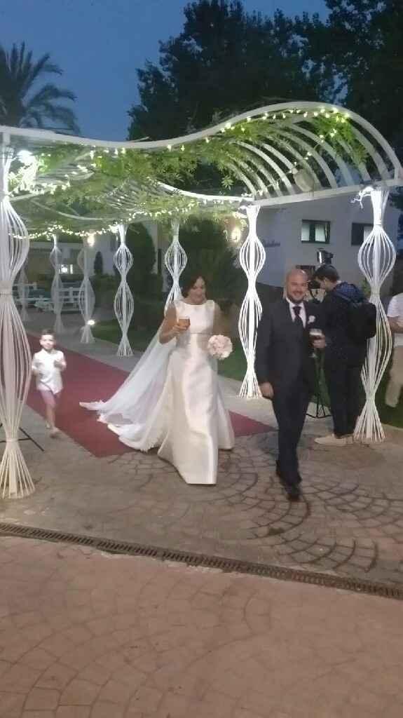 Ya paso mi boda maravillosa!! - 5