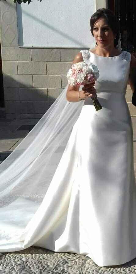 Mi boda pasó.... - 2