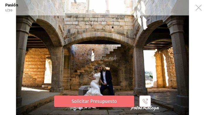 Donde hacer las fotos de pre y post boda??  2