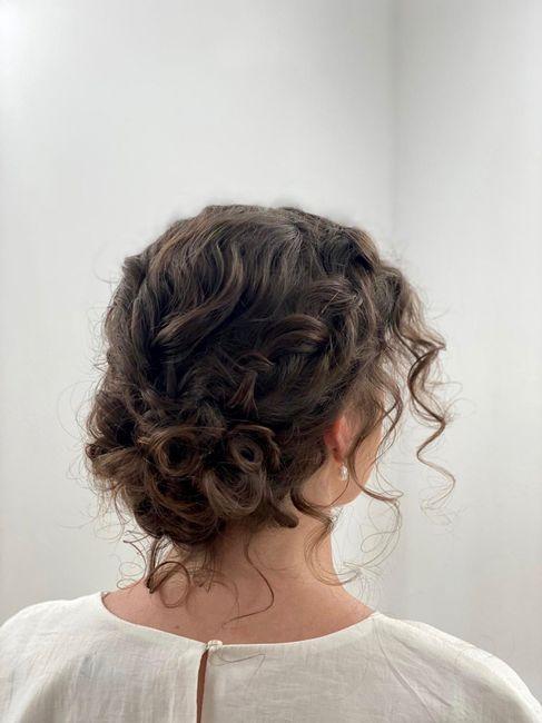 De bajón con la peluquería. Ayuda pelo rizado 😩!! 30