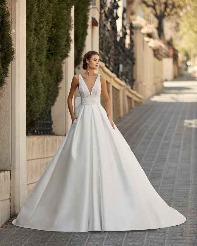 Precio vestido Andrea Aire Barcelona - 1
