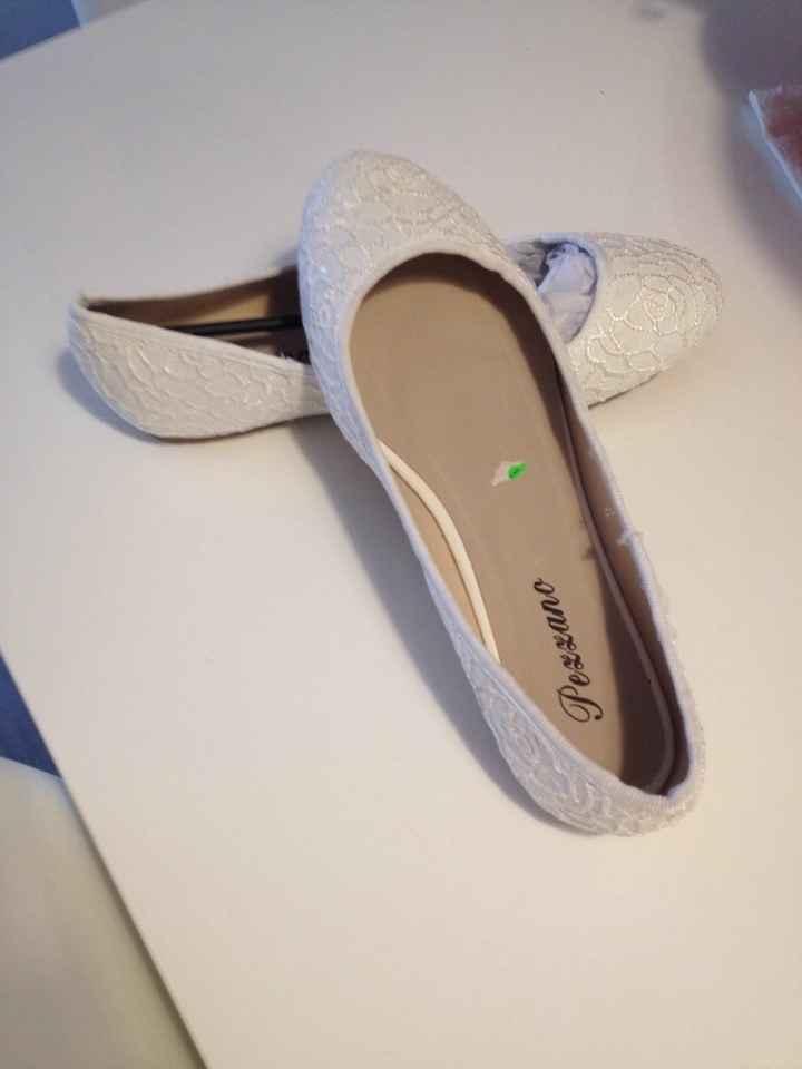 Mis segundos zapatos! - 1