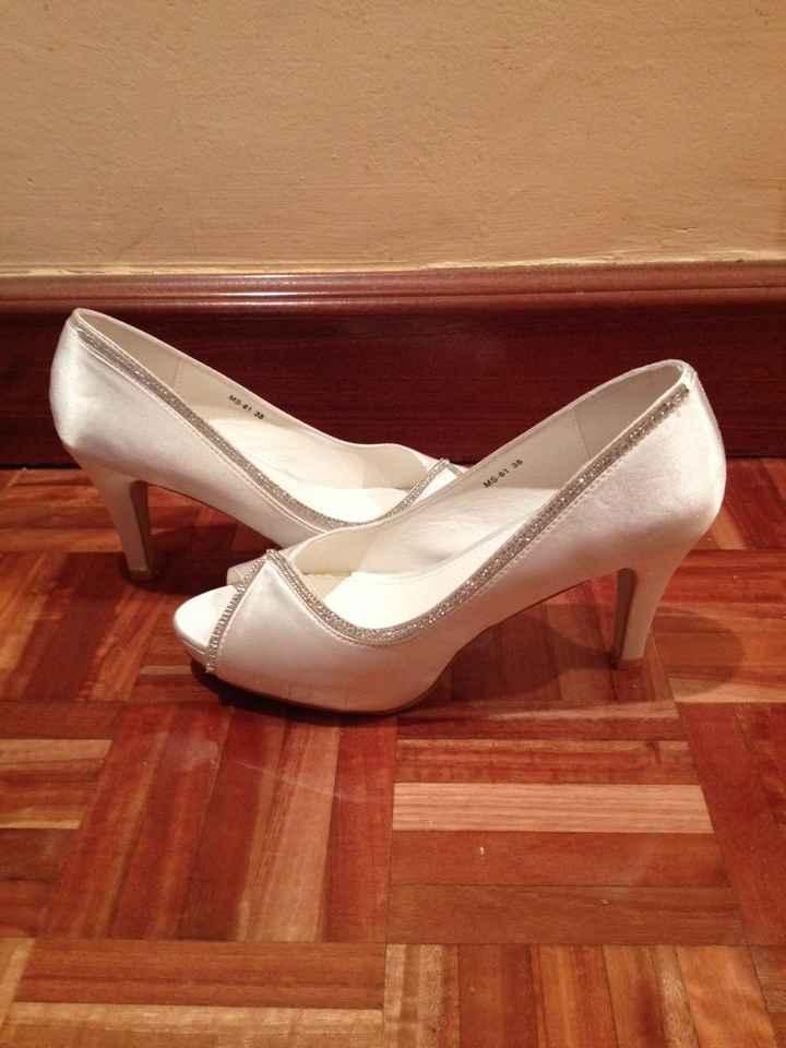 Por fin mis zapatos! - 1