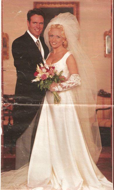 Primera boda de Marta Sánchez