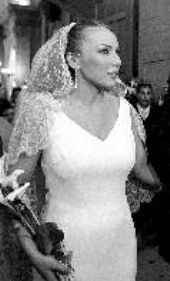 La boda de Sabrina y Tous