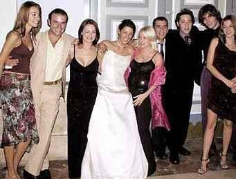 la boda de emilio y eva