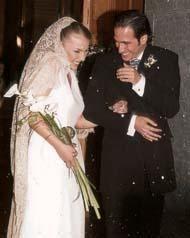 La boda de Sabrina y Ángel de GH