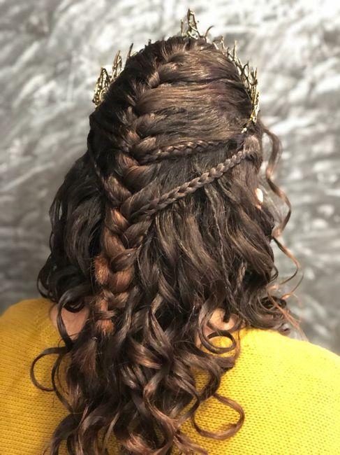 De bajón con la peluquería. Ayuda pelo rizado 😩!! - 1