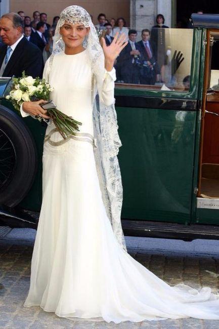 ranking de las famosas peores vestidas en el dia de su boda - página