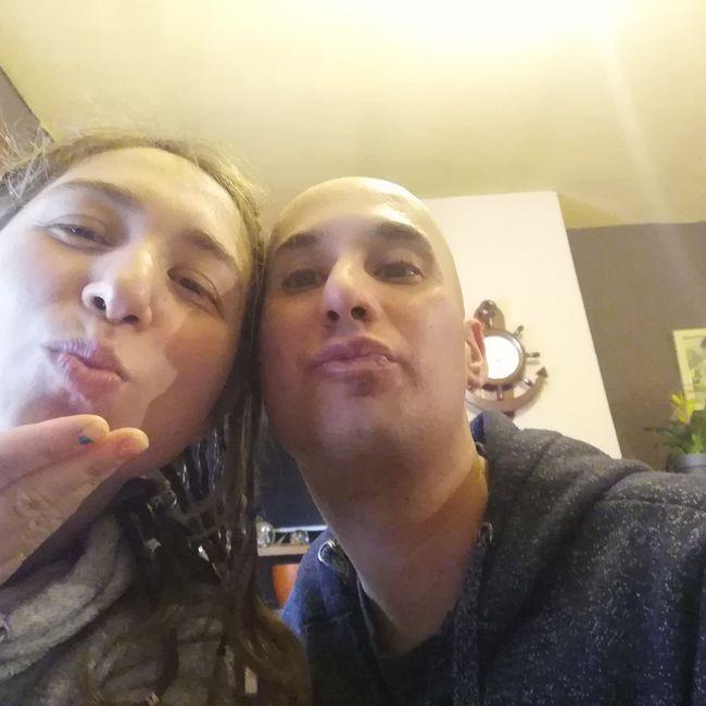 ¿Quién da más besos y achuchones de lxs dos? 🥰️ 2