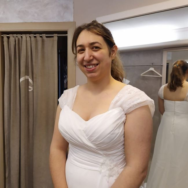 ¿Vuestro vestido es de corte 👸🏼 o de corte 🧜♀️? 1