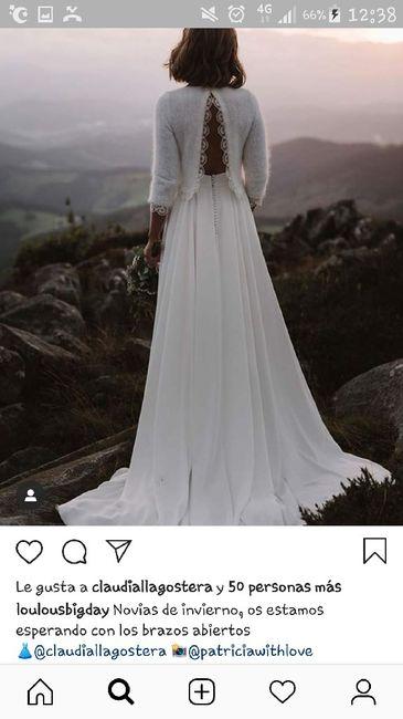 ¿Chaqueta para la novia? 5