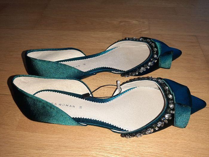 Zapato plano color 3
