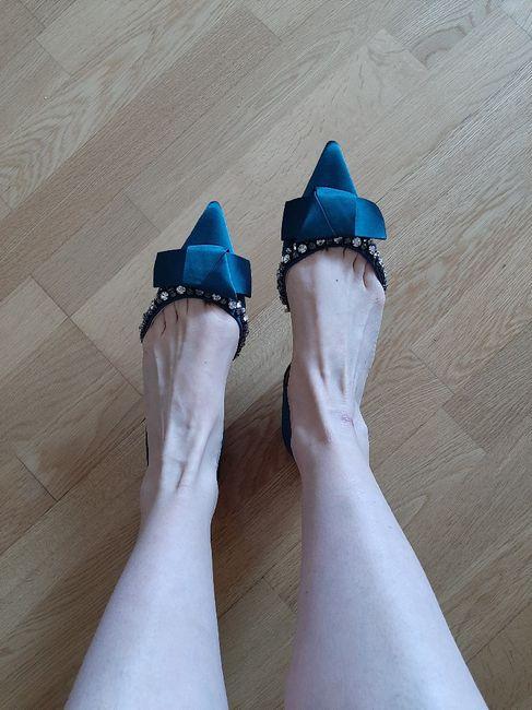 Zapato plano color 4