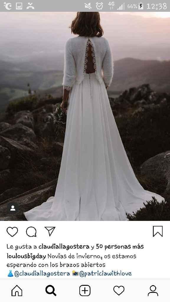 ¿Chaqueta para la novia? - 1