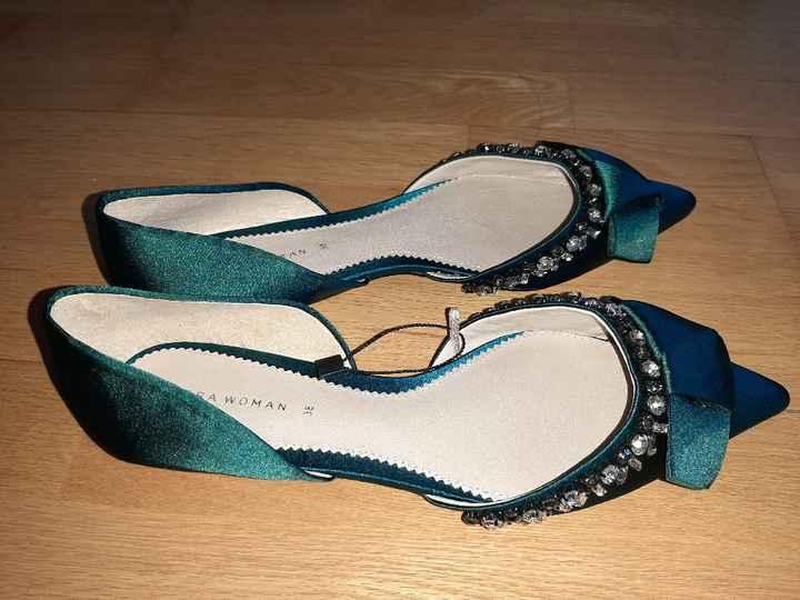 Zapato plano color - 2