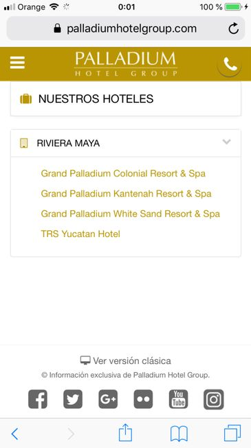 Hotel Palladium Riviera Maya - 1