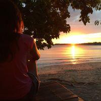 Amanecer parque nacional Bali Barat