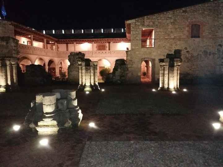 El Castillo de mi boda😍 - 2