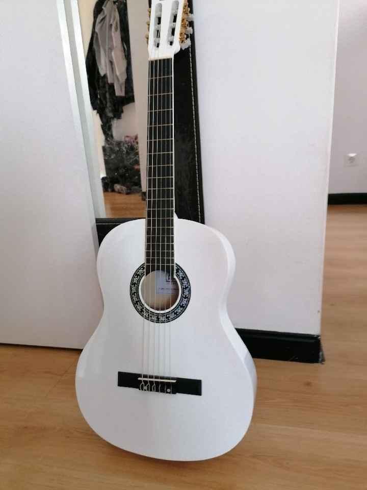 Guitarra de firmas😎 - 2