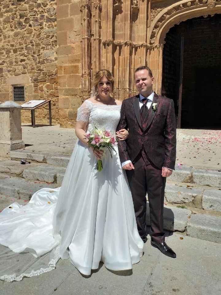 Felizmente casada!!!! - 2