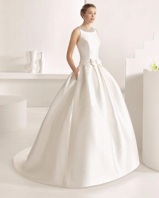 precio del modelo opalo. rosa clara - moda nupcial - foro bodas