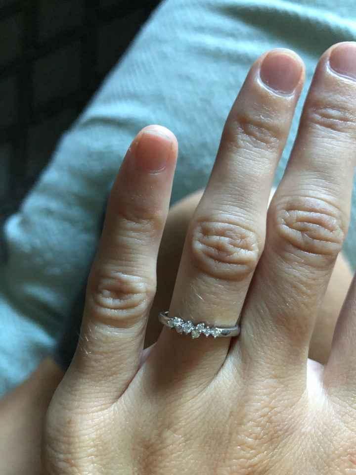 Ayuda anillo compromiso!! - 1
