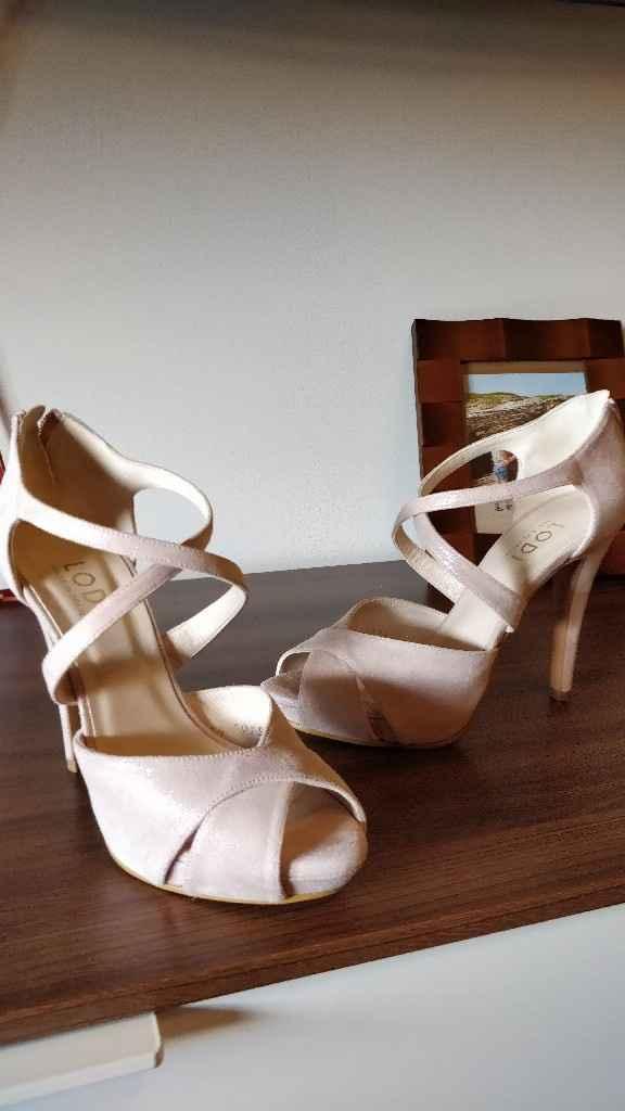 Enamorada de mis zapatos!! - 1