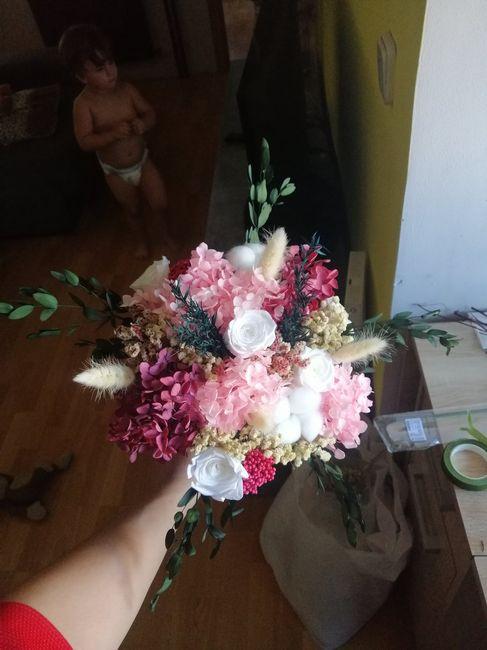 Flores preservadas: dónde he comprado, fotos, etc 2