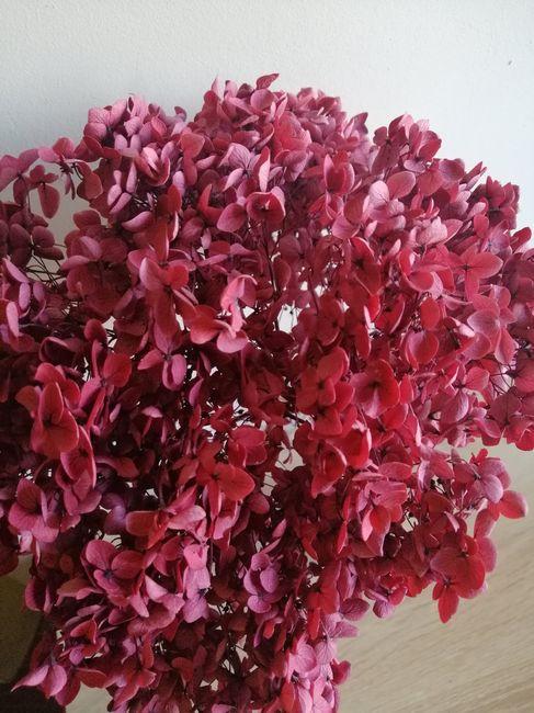 Flores preservadas: dónde he comprado, fotos, etc 3