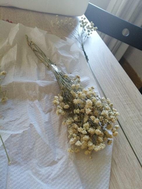 Flores preservadas: dónde he comprado, fotos, etc 8