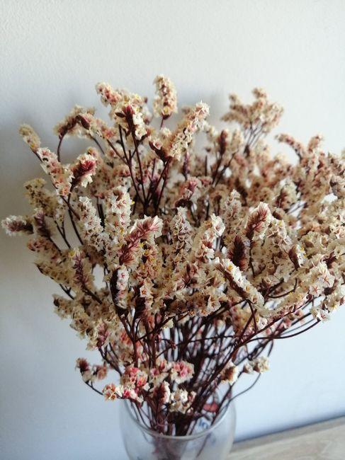Flores preservadas: dónde he comprado, fotos, etc 11