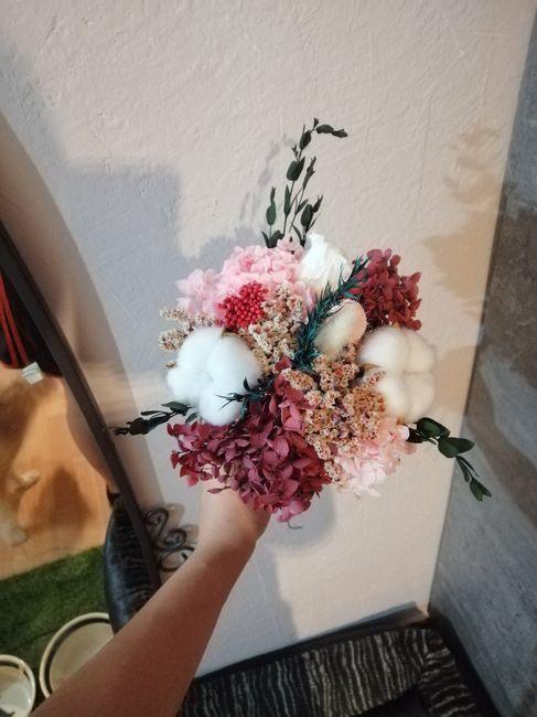 Flores preservadas: dónde he comprado, fotos, etc 18