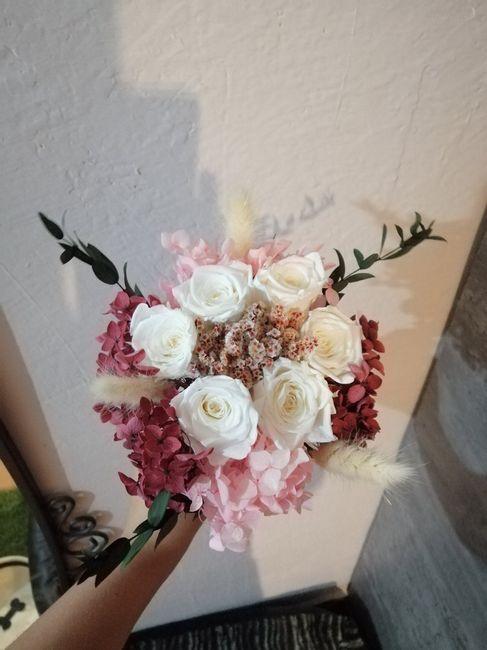 Flores preservadas: dónde he comprado, fotos, etc 19
