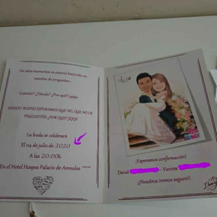 Invitaciones - 2