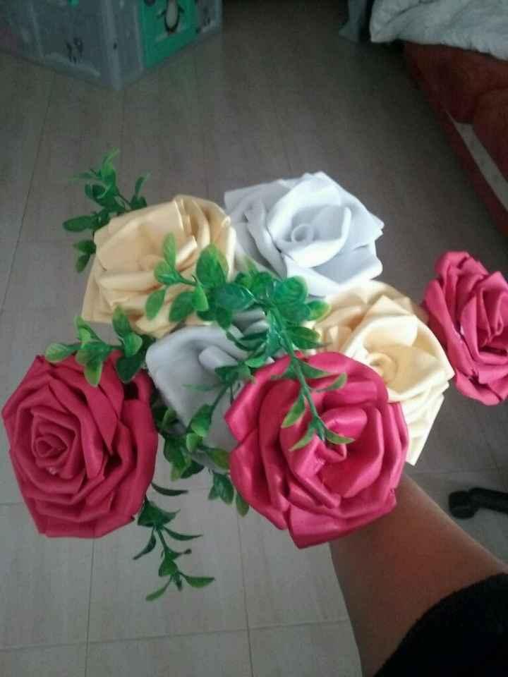 Ramos de rosas - 1