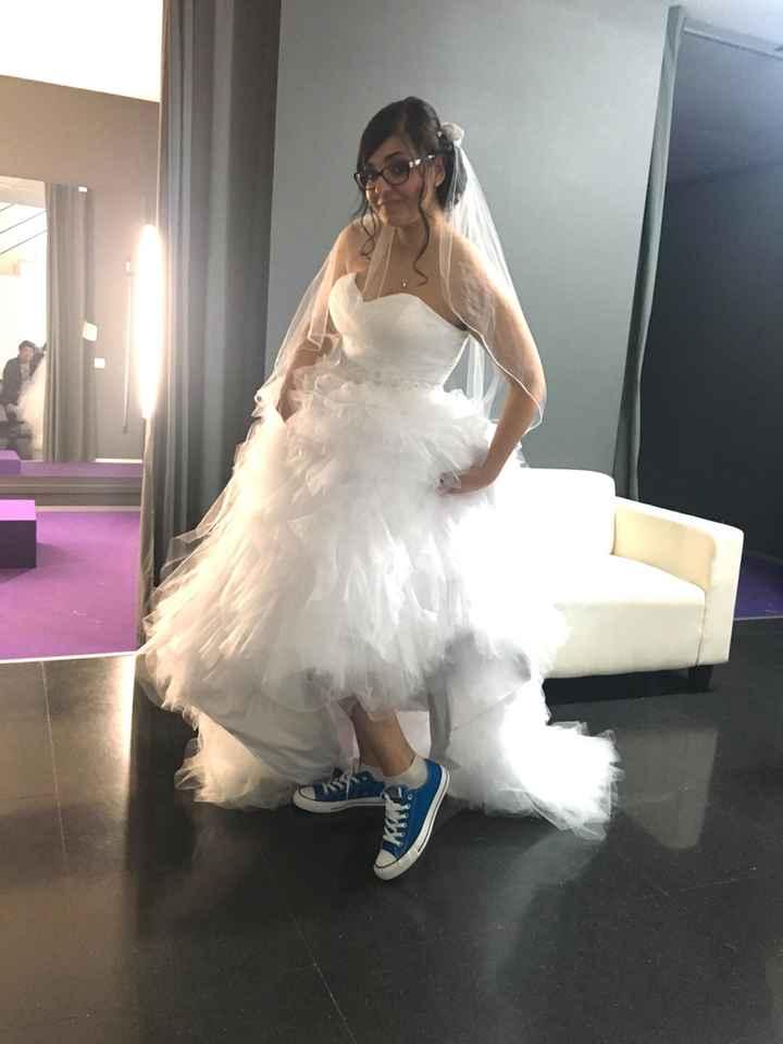 Converse prueba vestido - 1