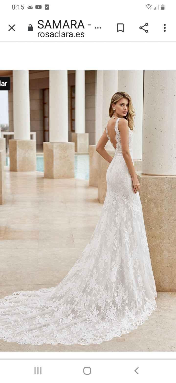 Dos vestidos llenos de magia ¡Escoge! 😜 3
