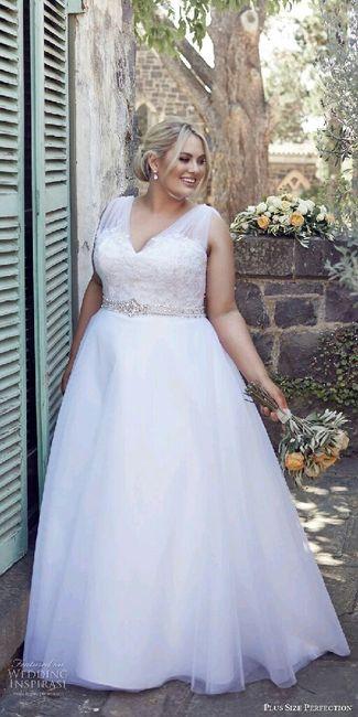 Vestidos para bodas xl