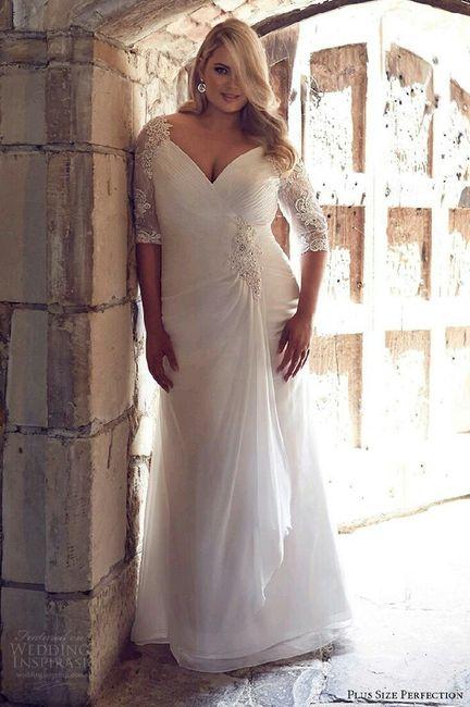 Vestidos novias xl