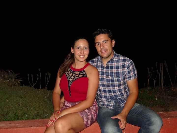 Jose y Marina