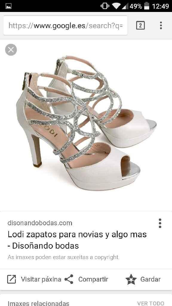 Zapatos lodi modelo? - 1