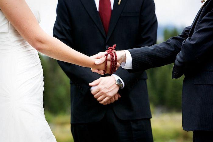 Ceremonia Handfasting