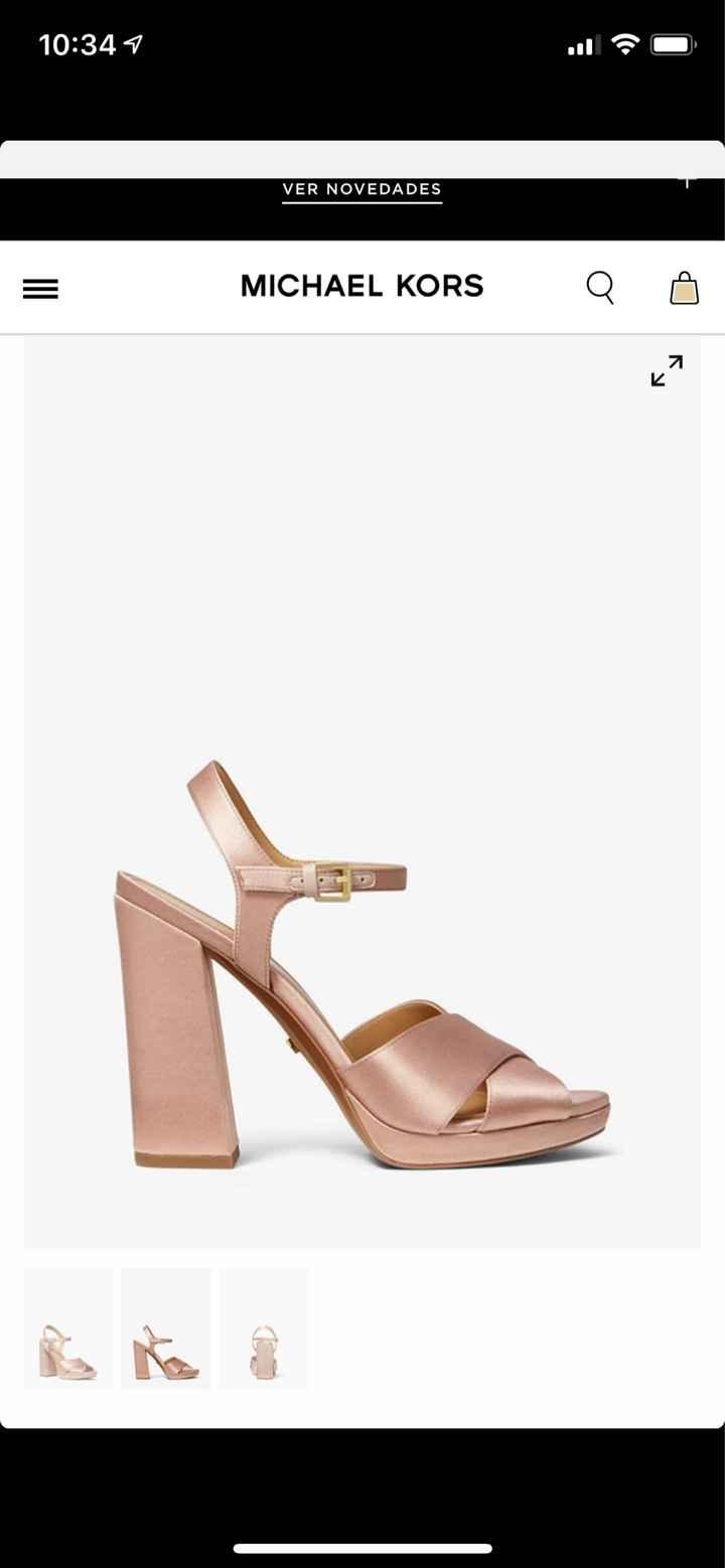 Mi primera compra: los zapatos! - 1