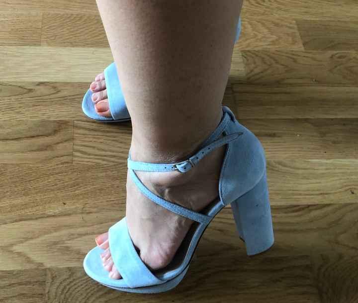 Llegaron mis zapatos - 1